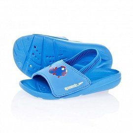 Сланцы детские SPEEDO SPEEDO ATAMI SEASQUAD SLIDE